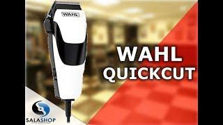 b08e7ccbe Unboxing Apresentação Máquina de Cortar Cabelo Wahl Quickcut
