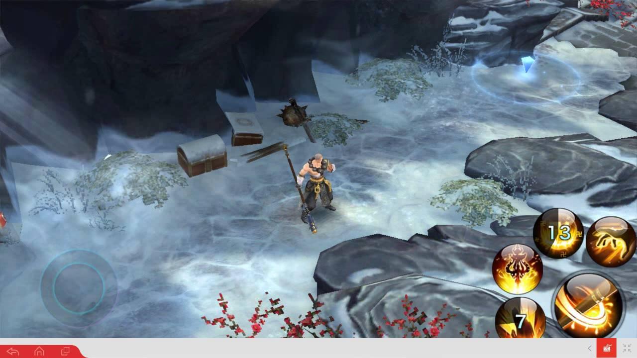 Hướng dẫn chơi game mobile trên PC bằng Droid4x