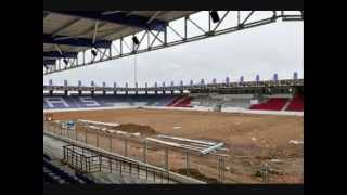Yapımı Devam Eden Stadyumlar (Haziran-2014)