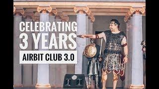Celebrating 3 years. Panama. AirBit Club | PRO100BUSINESS