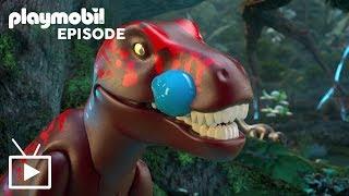 PLAYMOBIL | Wir werden fliehen! | Dino | Clip Mix