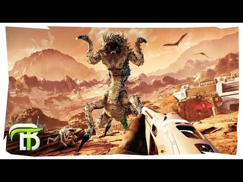 LOST ON MARS FAR CRY 5 DLC PART 2 | THE QUEEN ALIEN