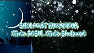 Download SHOLAWAT HUWANNUR