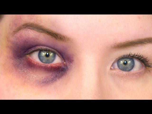 Fx Makeup Series Black Eye Clipzui