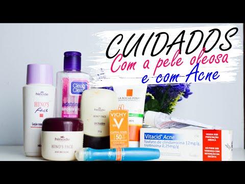 Pele oleosa/ com acne: Produtos que uso e indico!