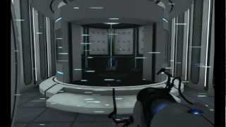 Portal: Classical Music Walkthrough Part 1 - MOST TIME SPENT IN AN ELEVATOR [HD]