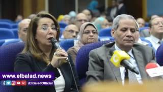 وزيرة التضامن: العدالة الاجتماعية لن تتحقق إلا بتعليم جيد للجميع.. فيديو