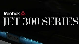 Introducing the Reebok Jet 300 Series Treadmill