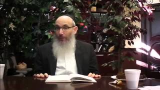 Transforming the Inner Self Part 1 by Rabbi Yisroel Spalter