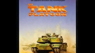 M1 Tank Platoon (DOS PC) / 1989 / Microprose