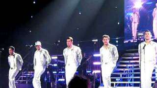 NKOTB in Vancouver 2008 - Step by Step