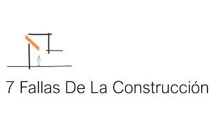 7 Fallas De La Construcción De Una Casa - Arquitectura y Construcción