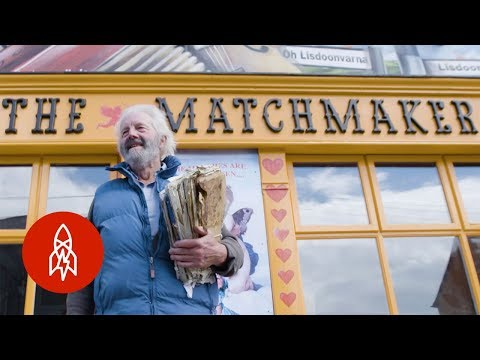 Ireland's Matchmaker Has Made Love Connections For 50 Years