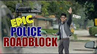 How People Feel At A Police Roadblock