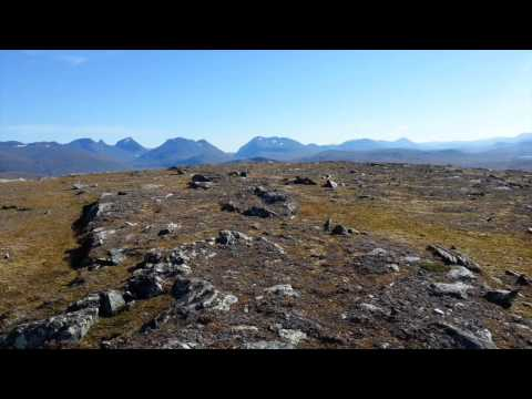 Alone in Sarek and Padjelanta (Arctic Sweden) - a video diary