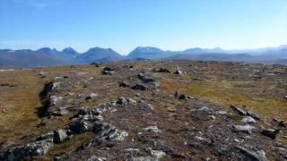 Alone in Sarek and Padjelanta (Arctic Sweden) - a video diary