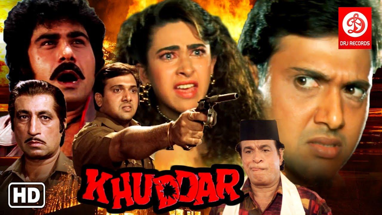 Download Khuddar Action Movie {HD} Govinda, Karishma Kapoor, Kader Khan, Shakti Kapoor   90's Action Movie