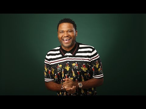 Actor Anthony Anderson goes deep and funny about 'black-ish'