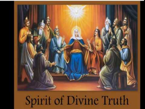 DAY 2 - NOVENA TO THE HOLY SPIRIT