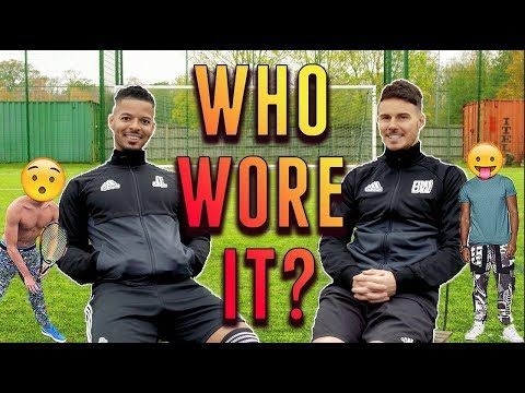 BILLY VS JEZZA   GUESS THE YOUTUBER CHALLENGE
