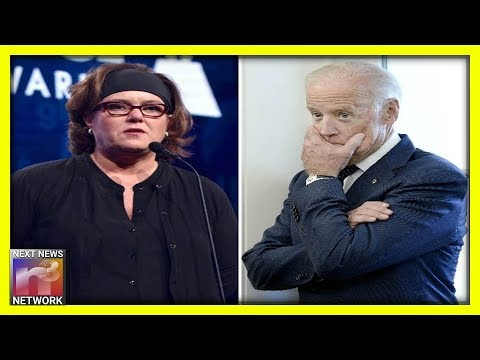 Rosie O'Donnell SLAMS Biden, ADVISES Him To Sit Out 2020 Election