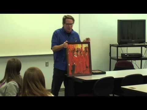 Art Appreciation with Patrick Ellis