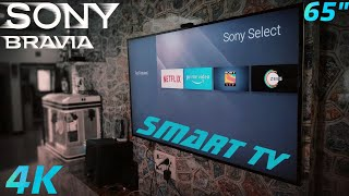 Sony Bravia 4K 65 quot Smart TV - Review