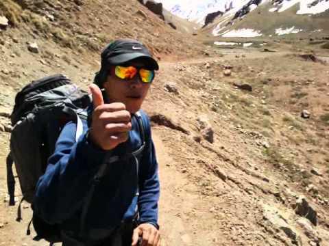 Aconcagua Trek 2011