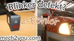 Blinker Defekt Warnblinker Funktioniert