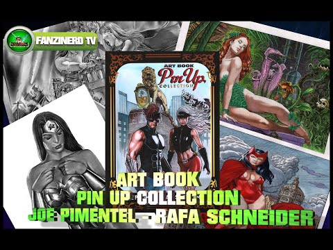 ART BOOK  COLLECTION  JOE PIMENTEL     RAFA SCHNEIDER