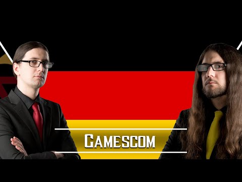 K&M in Germany - Gamescom Adventure!