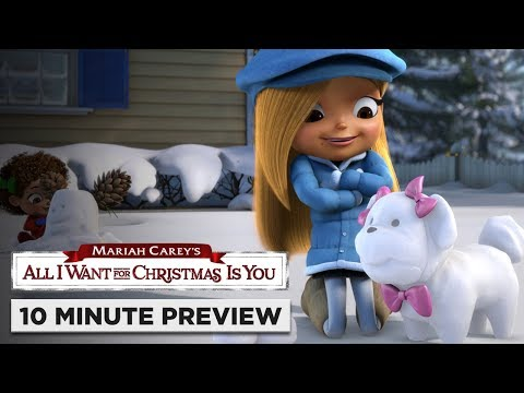 Mariah Careys All I Want for Christmas Is You  10 Minute Preview