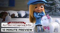 Mariah Carey's All I Want for Christmas Is You | 10 Minute Preview | On Blu-ray, DVD & Digital