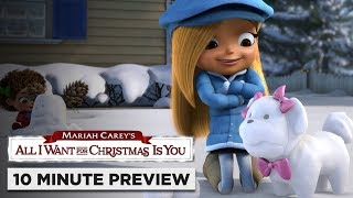 Baixar Mariah Carey's All I Want for Christmas Is You | 10 Minute Preview | On Blu-ray, DVD & Digital
