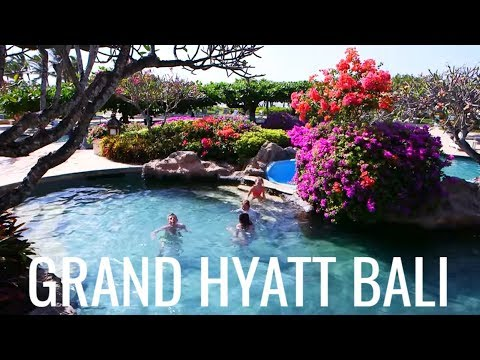 Luxury Escapes - Grand Hyatt Bali Resort