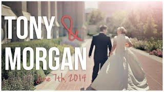 TONY + MORGAN [Salt Lake Temple Wedding]