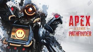 Гайд Apex Legends - Патфайндер Механика крюка!