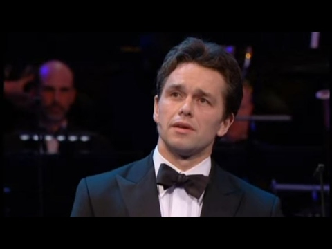 Julian Ovenden sings 'Younger than Springtime'