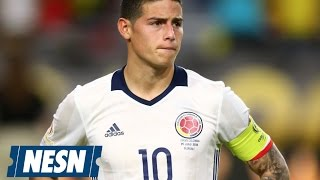James Rodriguez Stirring Up Trouble