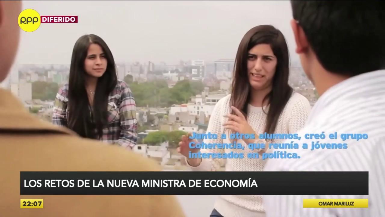 Los retos de la nueva ministra de Economía