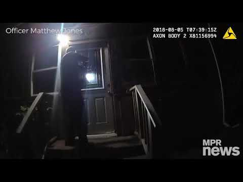 """Graphic content: St. Paul police shooting of William """"Billy"""" Hughes"""