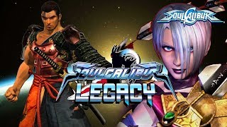 THE GAME THAT CHANGED IT ALL - Soul Calibur 1999: Soul Calibur Legacy