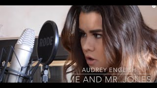 Audrey English - Me and Mr. Jones (Amy Winehouse Cover)