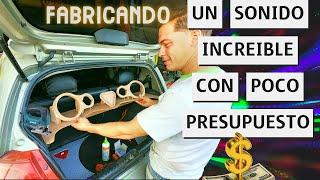 COMO INSTALAR SONIDO EN EL AUTO CON POCO PRESUPUESTO