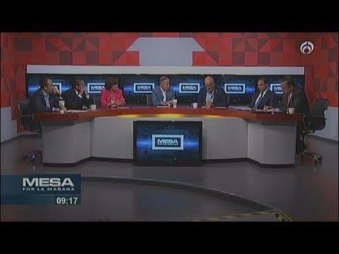Rumbo a las elecciones, Mesa por la Mañana con Ciro Gómez Leyva