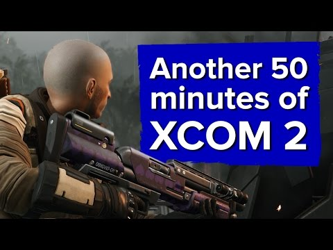 Another 50 minutes of XCOM 2 gameplay (ADVENT Blacksite mission)