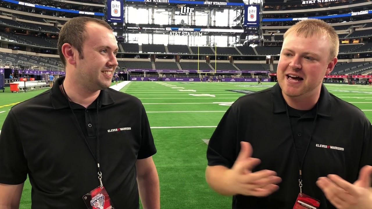 2d620ed49c Gameday Report  Ohio State vs. TCU - YouTube