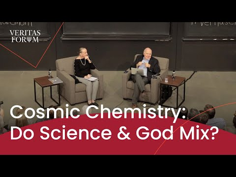 Cosmic Chemistry: Do Science And God Mix? | Dr. John Lennox