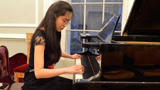 Melody Huang - Étude in Gm Op.33, S. Rachmaninoff