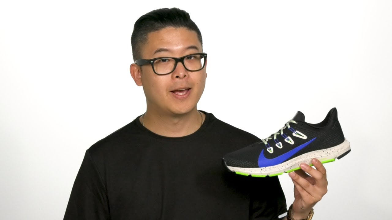 nike quest review
